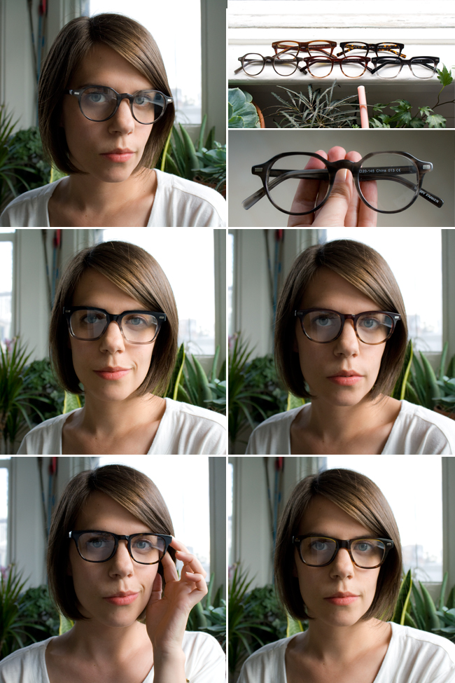 Warby Parker 2011 Try-On