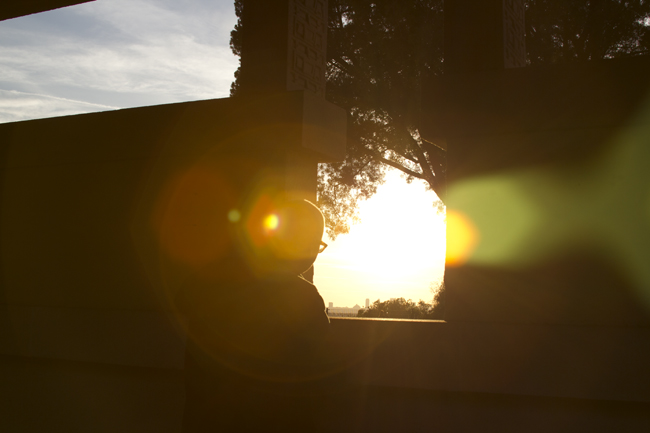 gratuitous lensflare